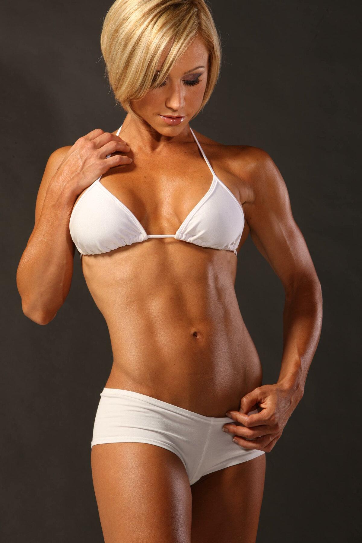 Hot nude female fitness models — 13