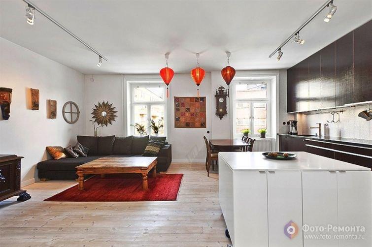 86 for Interior design 60 square meters