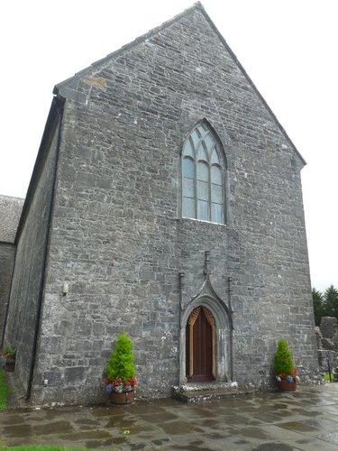 церковь святого пола (saint paul's church) канди
