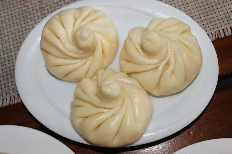 Хинкали рецепт с фото пошагово