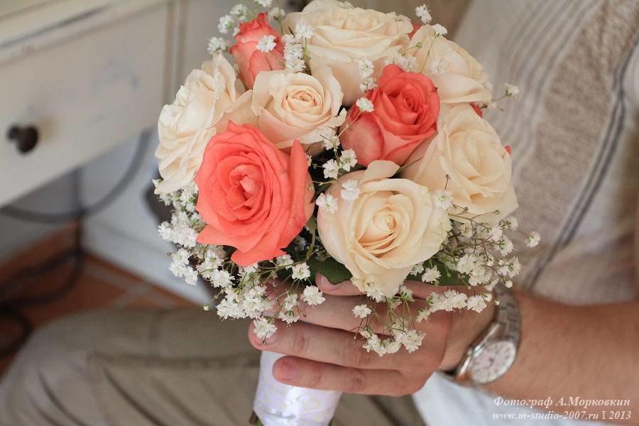 Букет для невесты сделать самой