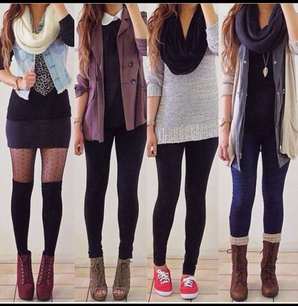 winter outfits tumblr - 640×620