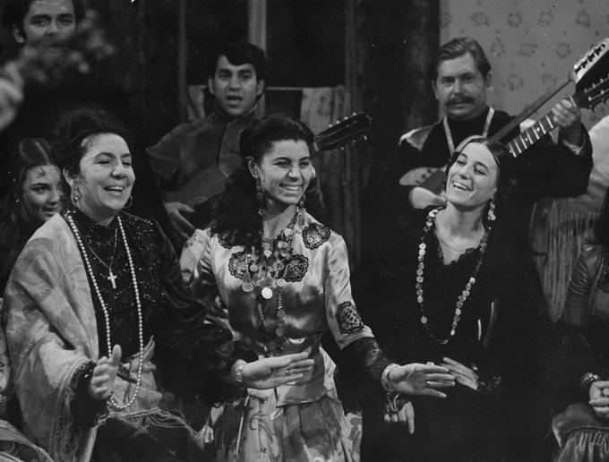 рифлёные черно белые фото цыган которые очень