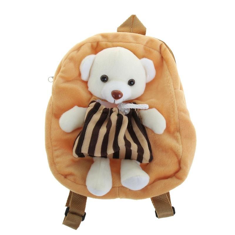 Детские мягкие рюкзак игрушка рюкзак salomon valdez