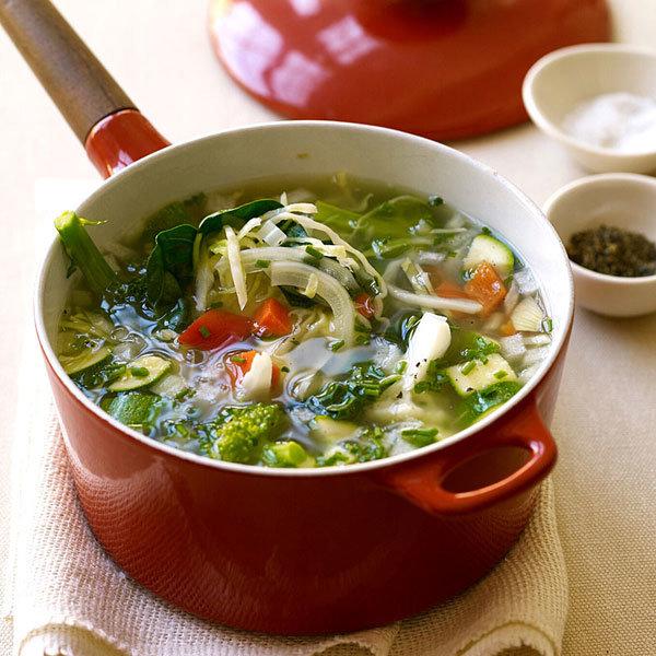 суп капустный для похудения