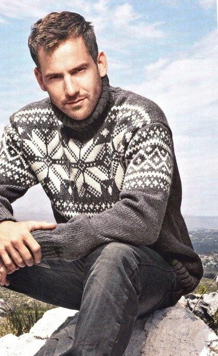 Зміст Як зв язати чоловічий светрПростий чоловічий светр  спицямиВиготовляється виріб наступним чиномЧоловічий светр 0ea4ea45da416