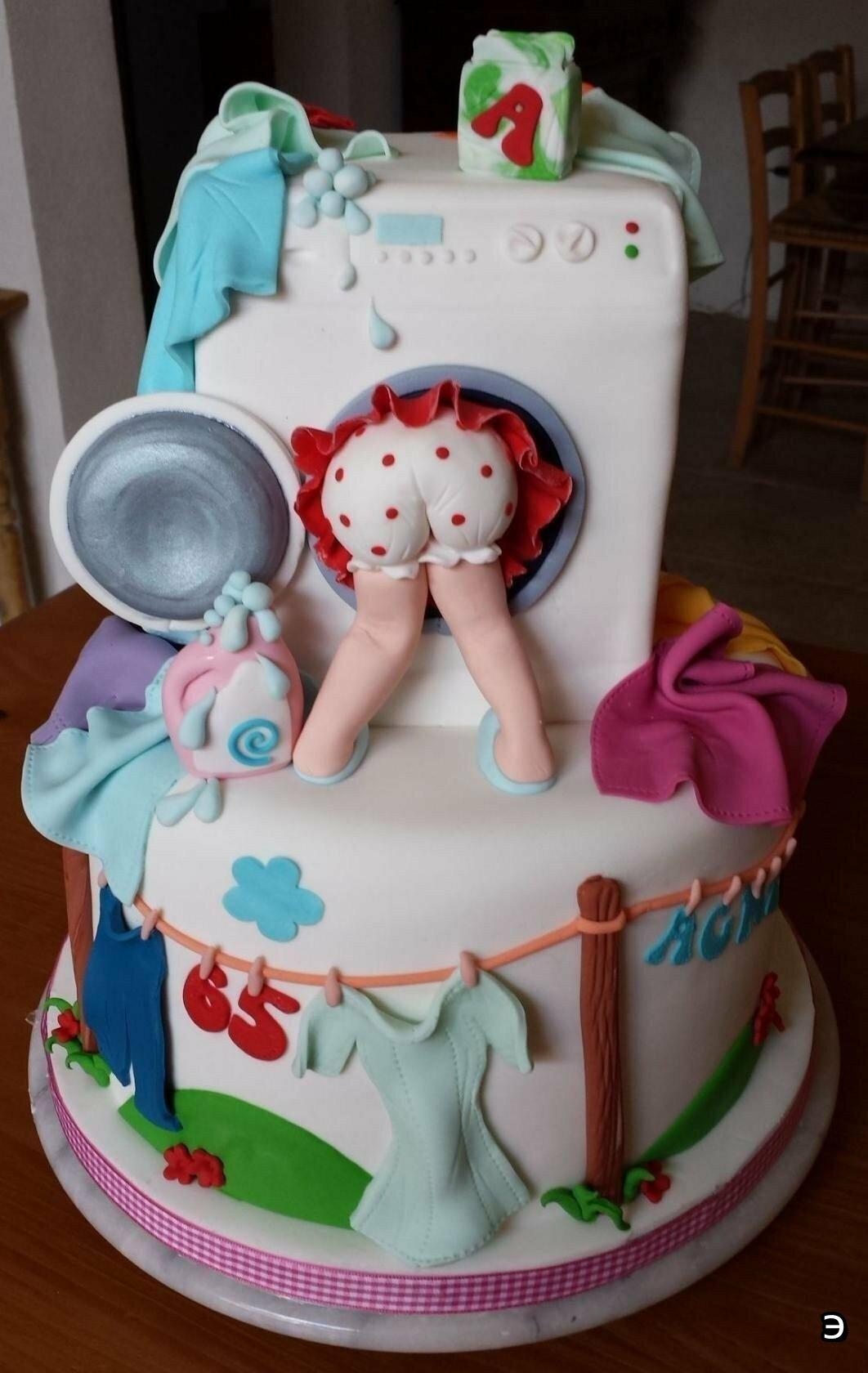 Смешные торты на день рождения картинки, поздравление для дочери