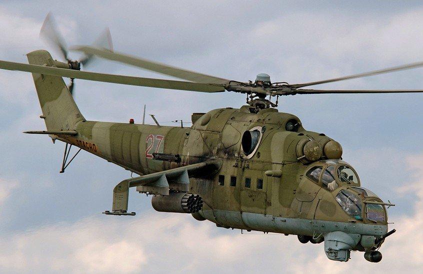Картинки вертолет ми 24