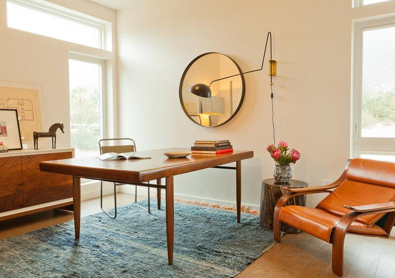 Дизайн домашнего кабинета - необычные элементы декора