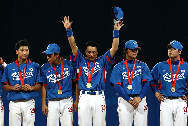Бейсбол на олимпийских играх