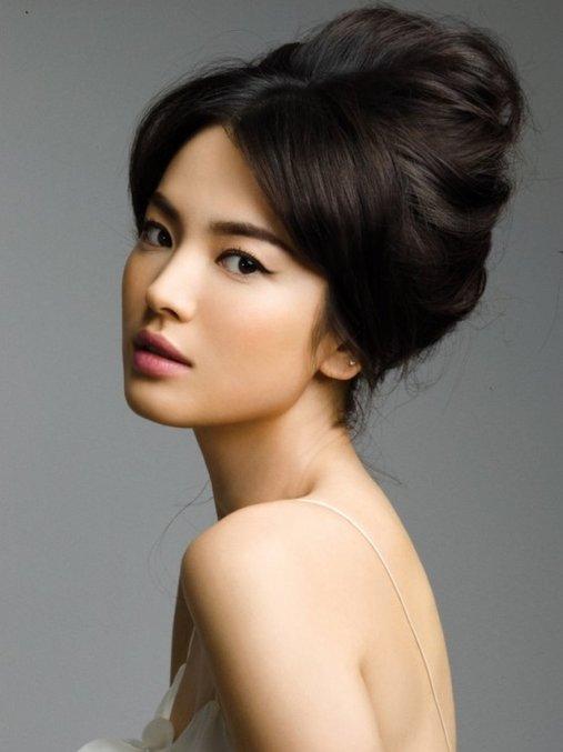 Корейский макияж. Естественный.