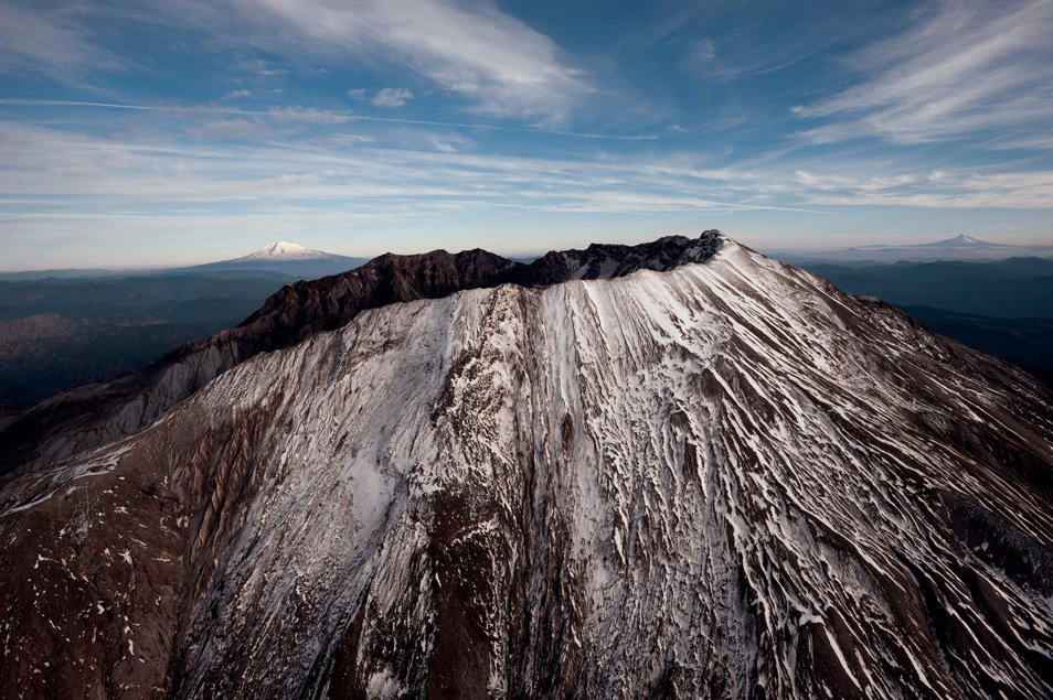 an analysis of a lot of excitement in mt saint helens washington