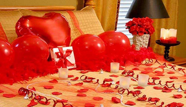 Как сделать романтические сюрпризы 27