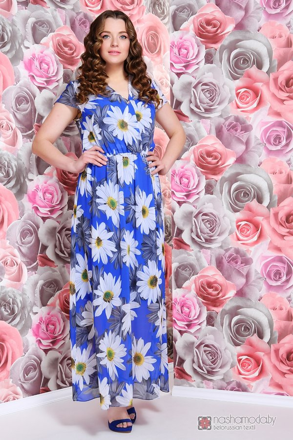 0b1de11ed8d 53 карточки в коллекции «Женское платье с цветочным принтом ...