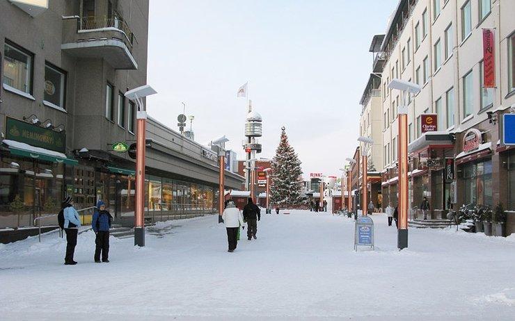 Новогодние новости из Хельсинки