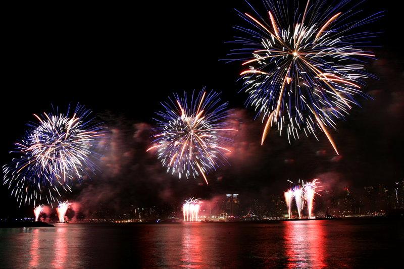 Новый год в Нью-Йорке: места празднования, проведение и встреча нового года в Нью-Йорке.