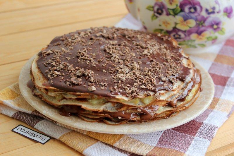 Рецепт торта опавшие листья с фото пошагово сухбати-охиригача эштинг