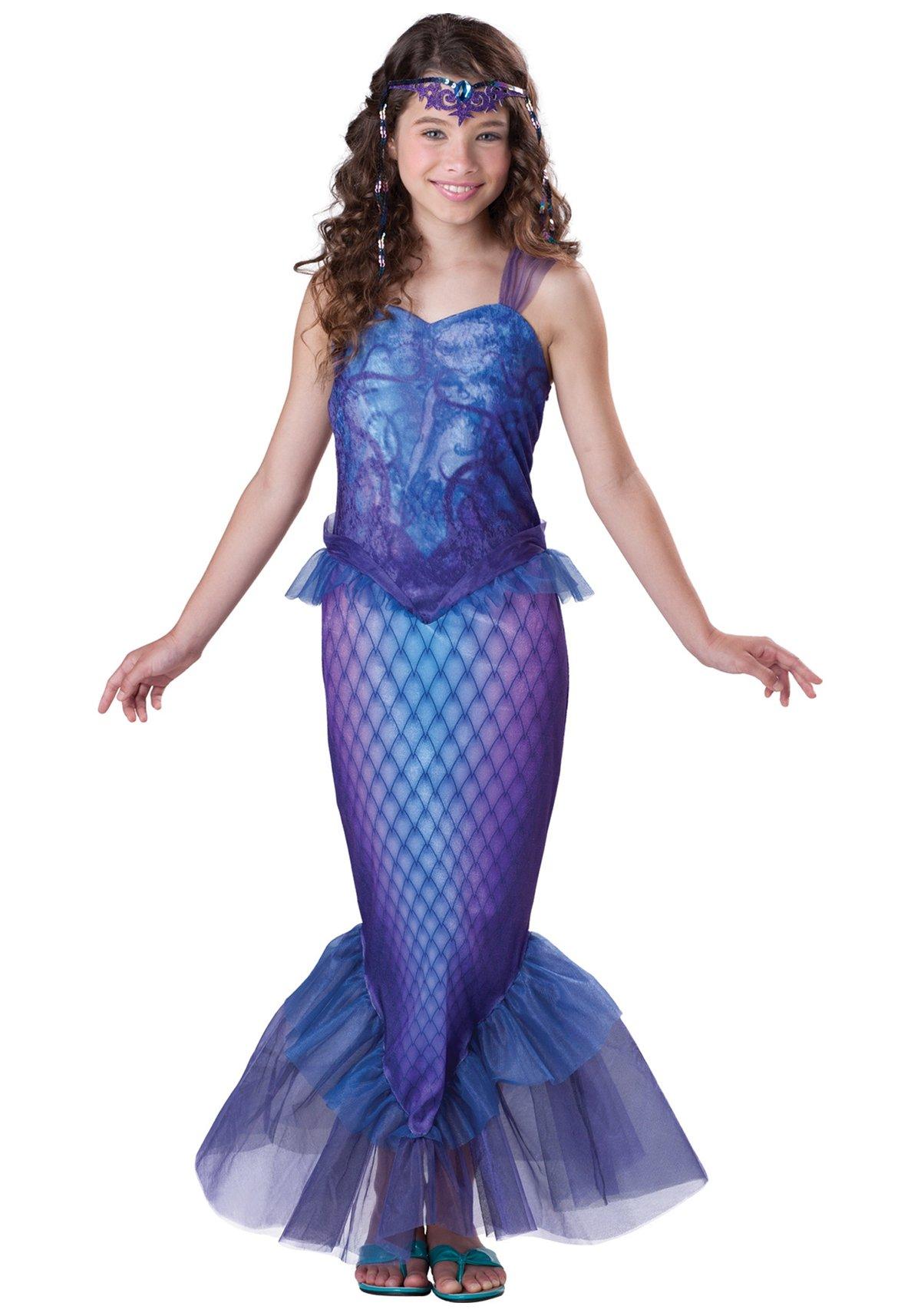 little mermaid costume - HD1750×2500