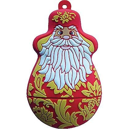 "USB накопитель ""Дед Мороз"" Mister Christmas, 2 GB"
