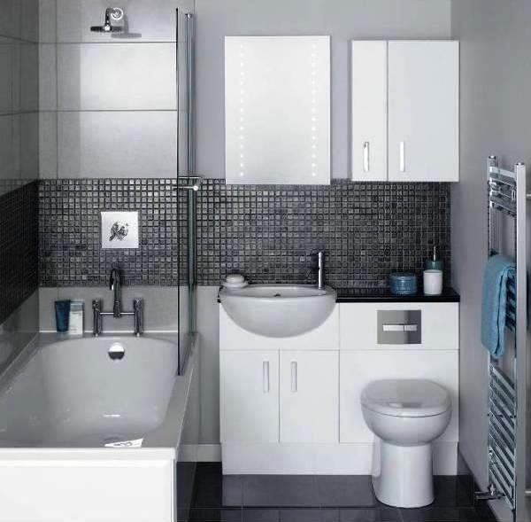 Немногие обладатели квартир сегодня могут похвастаться большой ванной. Подборка фото и наши советы помогут скрыть этот недостаток планировки: определимся, какая плитка подойдет для маленькой ванной комнаты, каким должен быть цвет и ее дизайн.