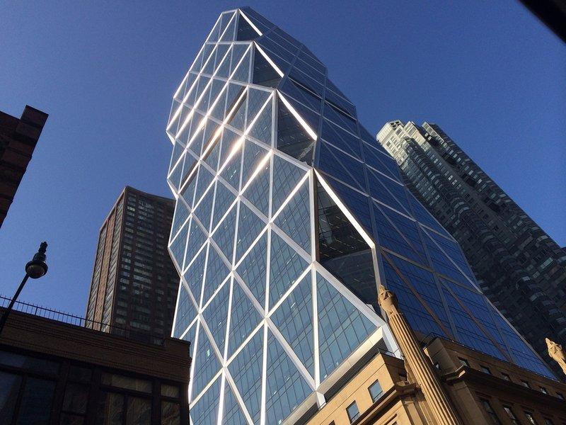 Башня Хёрста, Нью‑Йорк