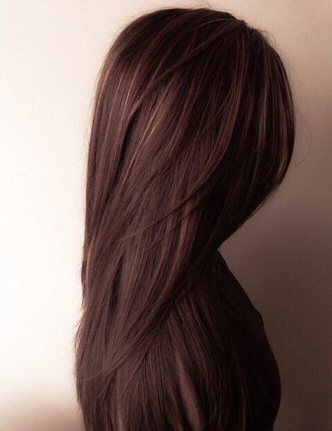 Краски для волос шоколадные оттенки фото