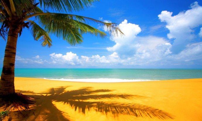 Безупречный пляж