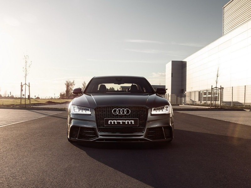 MTM Audi S8 (D4)
