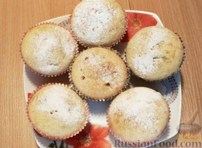 Кексы рецепты простые с фото
