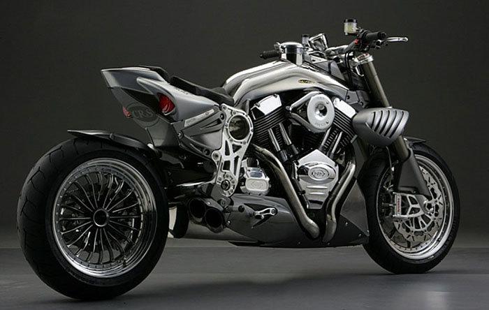 Мотоцикл Icon Sheene