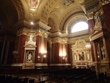 собор святого иштвана в будапеште внутри