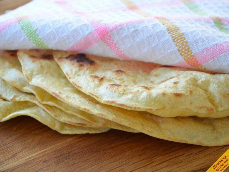 кукурузные лепешки рецепт с фото чеченская кухня