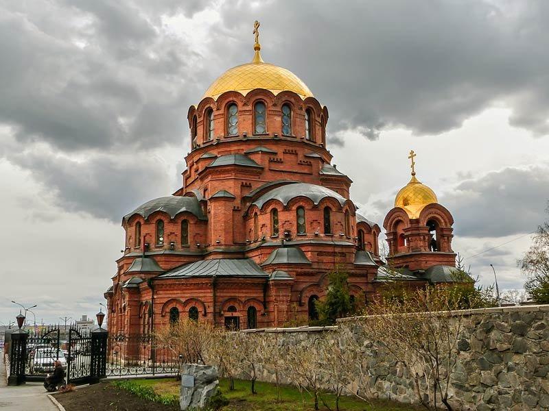 Храм во имя св. Александра Невского в Новосибирске признан памятником архитектуры регионального значения.