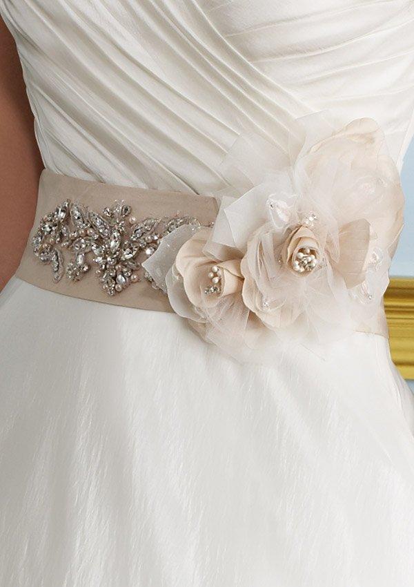 Красивые пояса к платью фото