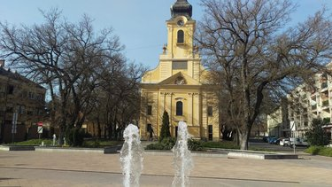 церковь сен жерве