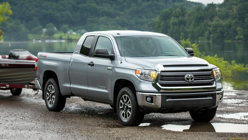 Toyota Tundra SR5 Double Cab TRD Off-Road