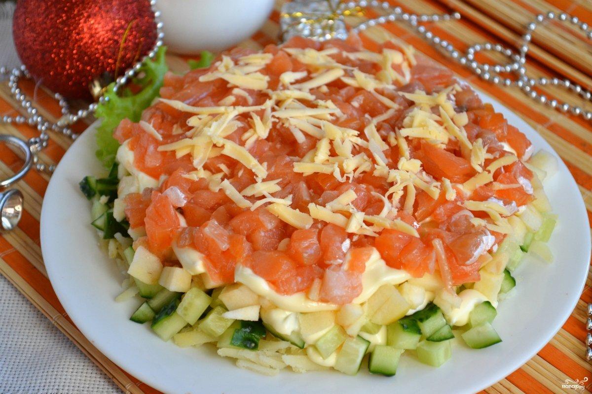 Все-таки, как ни крути, давно известные и популярные салаты имеют очень сбалансированные вкусы.