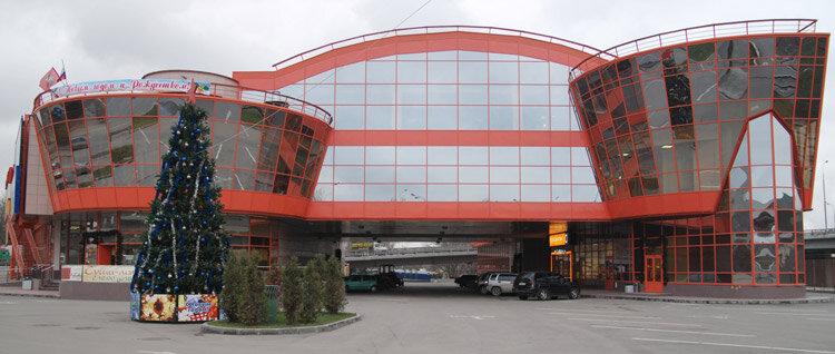 Торговый центр для рыбаков и туристов - ТРИ-Д
