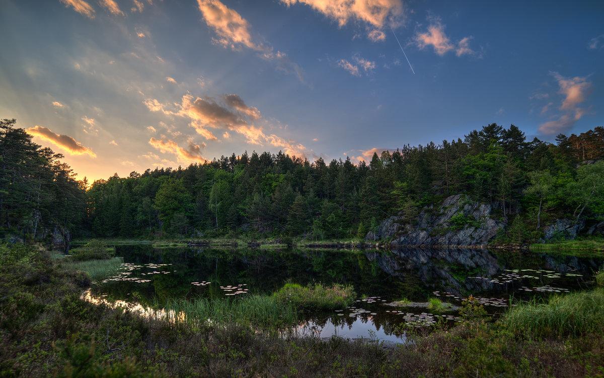 Роскошные пейзажи Норвегии - Страница 4 S1200