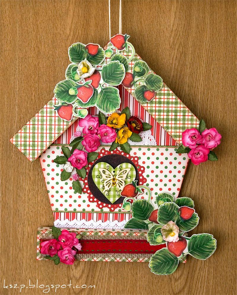 Гифки, скрап открытки домики