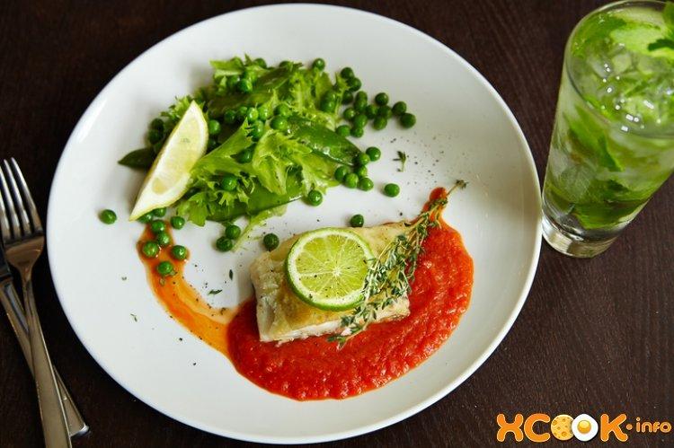 Блюда из трески рецепты с фото простые