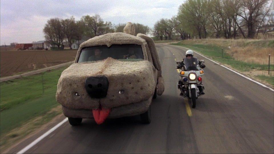 поговорим тупой и еще тупее машина собака картинки вот марина