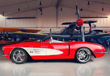 chevrolet corvette c1 pogea racing