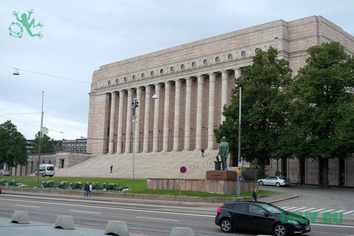 Парламент Финляндии