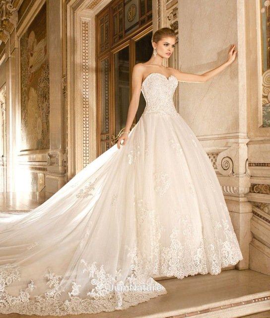 Купить роскошное свадебное