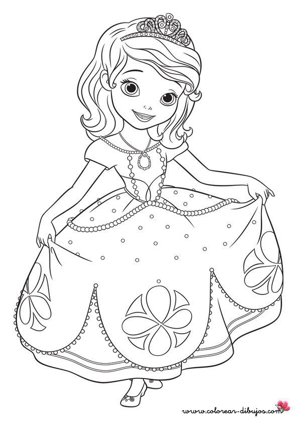 картинки принцесс карандашом
