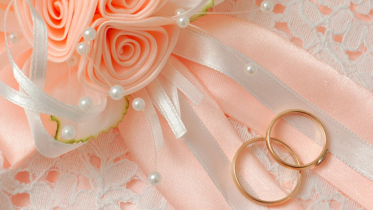 Ring Wedding And Pink Flower Picture HD Of Free Wallpaper Downloads At
