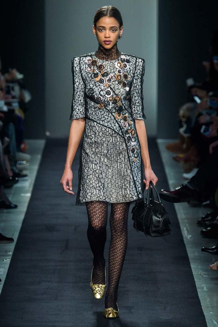Платья в картинках осень зима