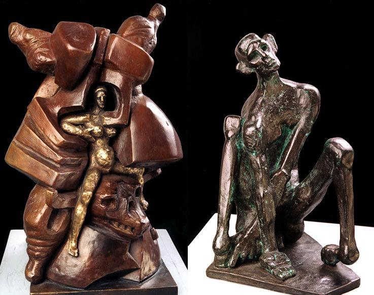 скульптуры эрнста неизвестного фото с описанием теперь научимся