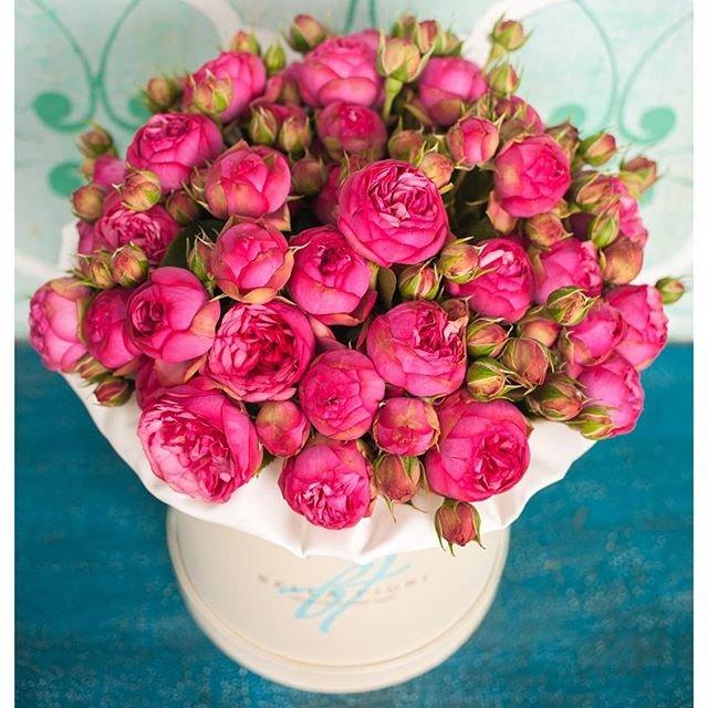 С днём рождения картинки цветы в коробке